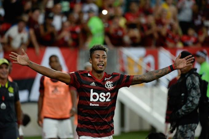 De virada, Flamengo goleia São Paulo por 5 a 1