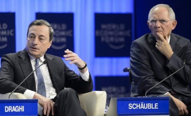 Ο Schaeuble «μπλοκάρει» τα «δώρα» Draghi για την Ελλάδα