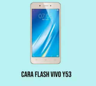 cara flash vivo y53