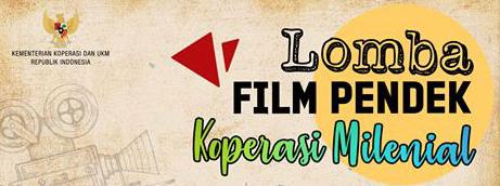 Lomba Film Pendek 2018 Koperasi Milenial