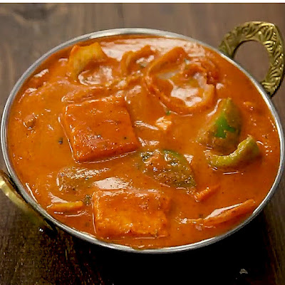 How to make kadai paneer at home