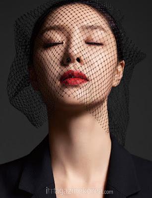 Seo Ji Hye - Harper's Bazaar Magazine March 2016