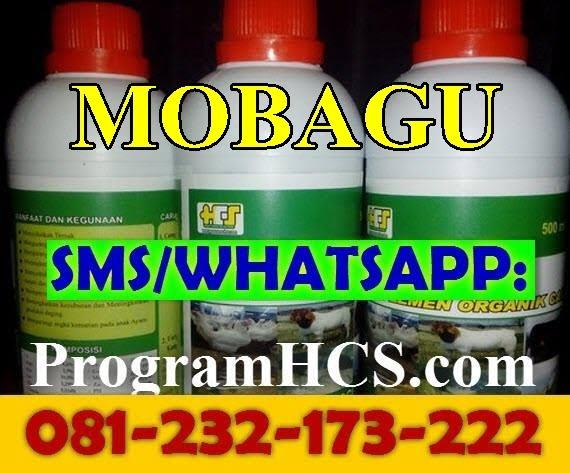 Jual SOC HCS mobagu
