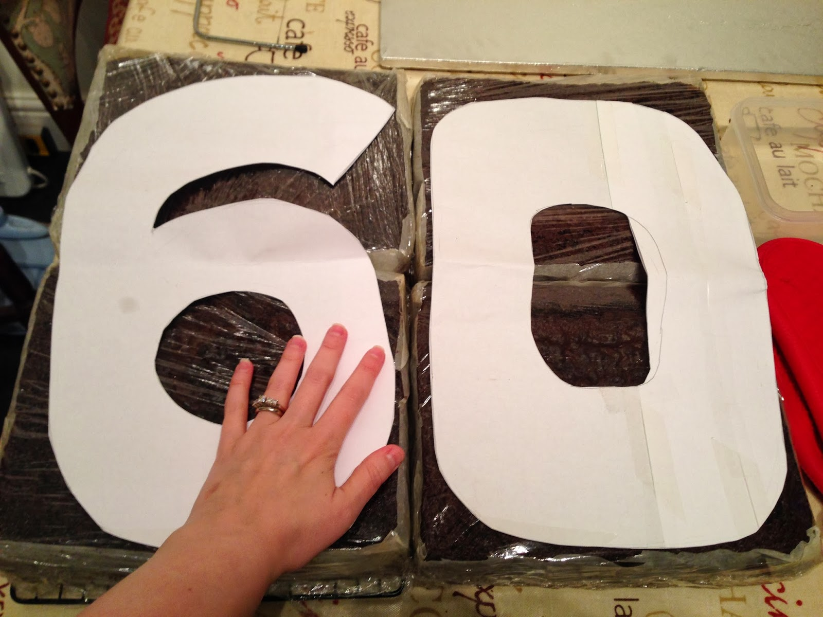 number 1 birthday cake template - template for number 60 cake bing images