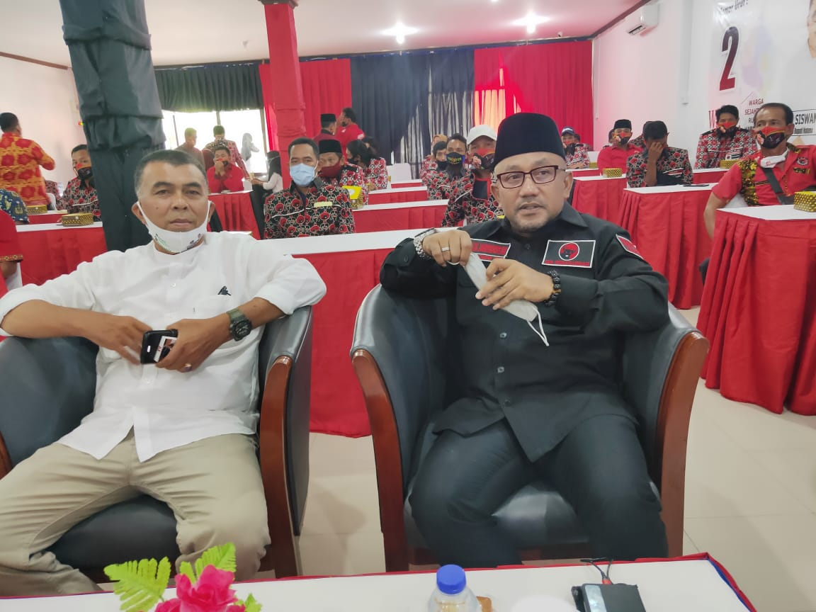 Lis Darmansyah Optimis Pasangan WS-RH Mampu Meningkatkan Kesejahteraan Masyarakat