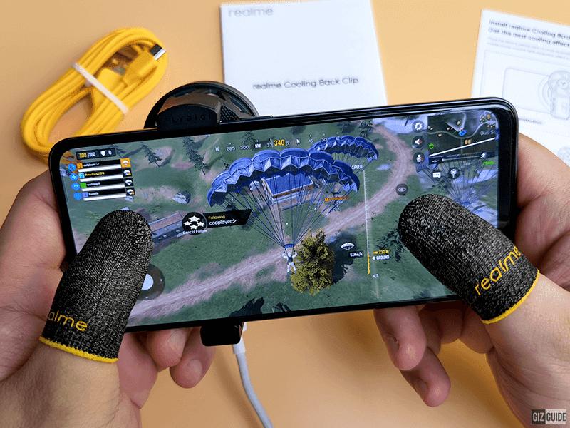 realme Mobile Game Finger Sleeves