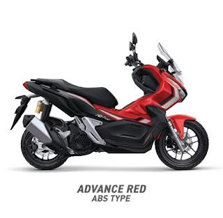 Spesifikasi ADV 150 2021: Ini Pilihan Warna Baru ADV 150 2021