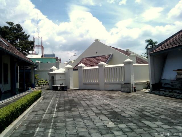 Museum Vrederburg Jogja