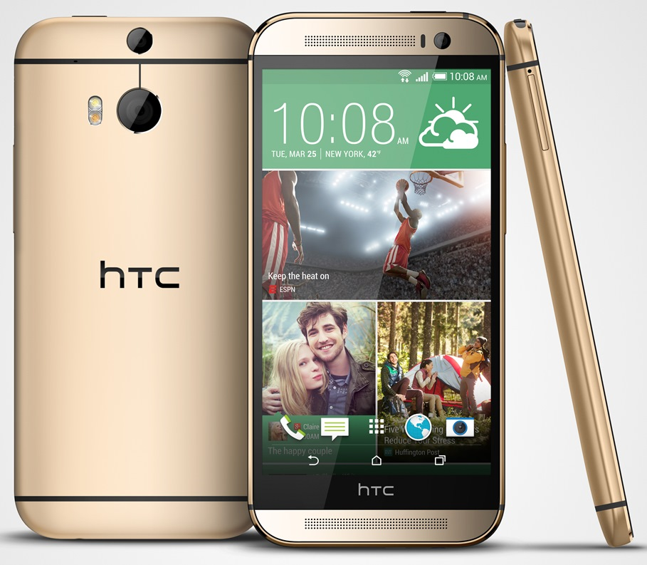 HTC One M9 goes official with a refined design, Snapdragon 810