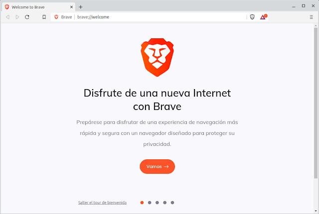 ▷ Brave - ¿Como funciona? ¿El Navegador Brave paga en Venezuela?