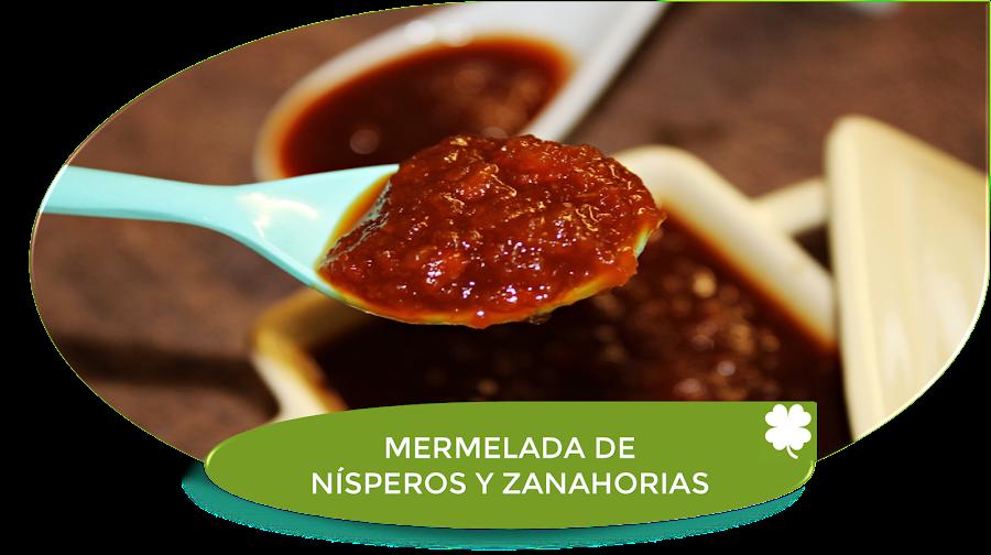 MERMELADA DE NISPEROS Y ZANAHORIAS CON THERMOMIX