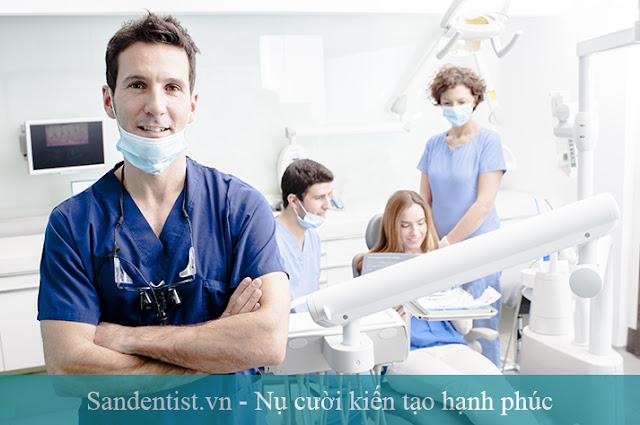 phủ răng sứ nano các spa thẩm mỹ có thể bị phạt từ 50-70 triệu đồng