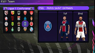FIFA 21 ISO PS5 Camera Mod Offline For PPSSPP Android Download Screenshot