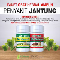 OBAT JANTUNG HERBAL AMPUH 100% ORIGINAL DE NATURE