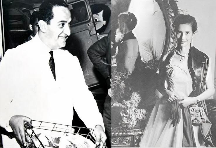 Fundadores de RAMO, Rafael Molano Olarte y Ana Luisa Camacho