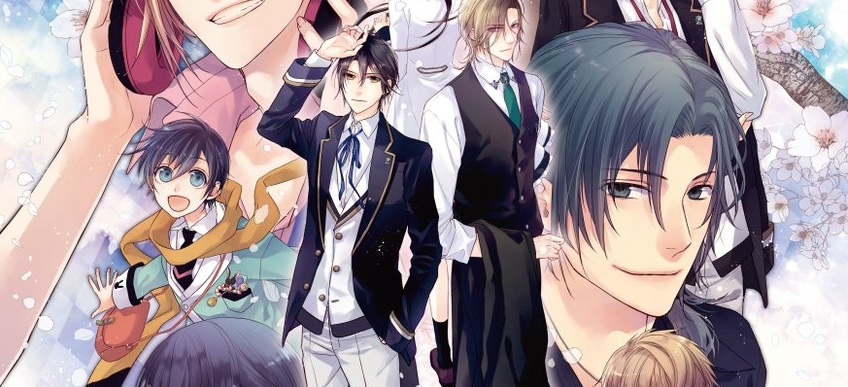 Butlers: A Millennium Century Story Anime Series Reveal New Visual.