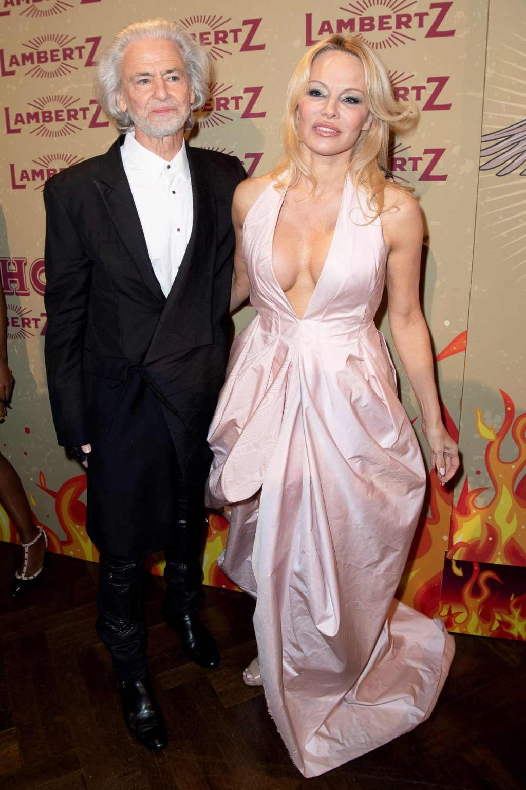 Pamela Anderson - Lambertz Monday Night 2019 in Cologne, 28 January 2019