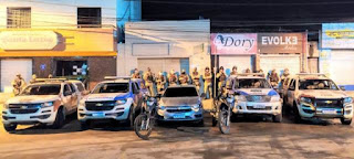 Polícia recupera veículo roubado