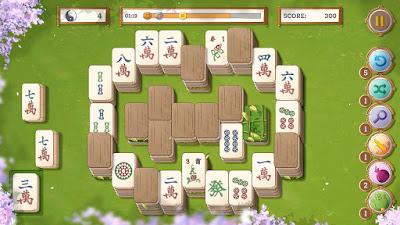 Mahjong Adventure Game Screenshot 4