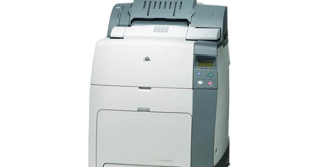 HP Color LaserJet 4700dn Driver Software Firmware Manual Install