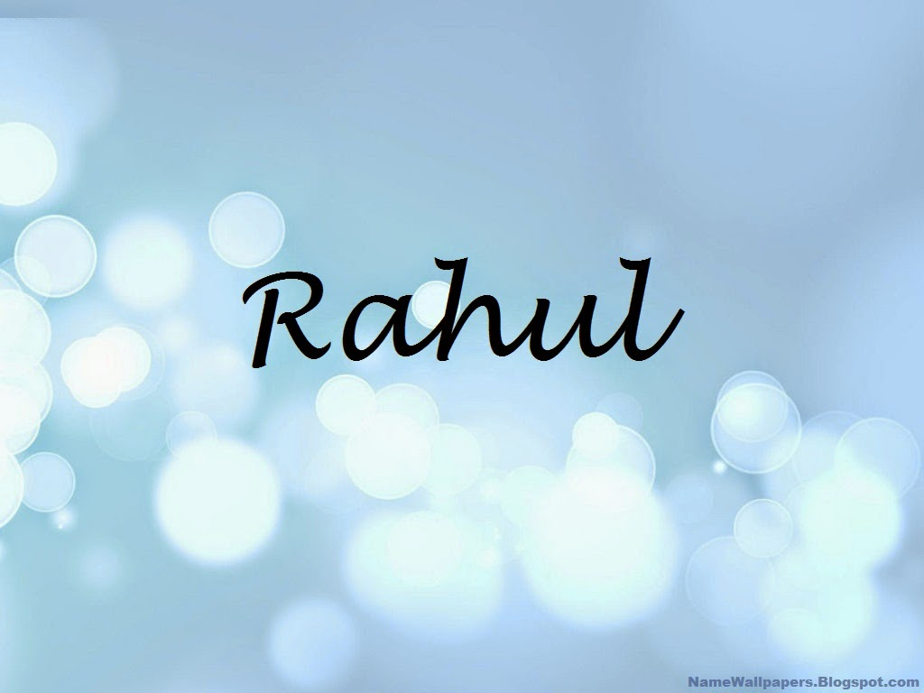 3d Wallpaper Name Rahul Rahul And Shafiza Name Wallpaper Pictures To Pin On