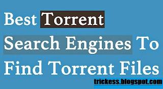 Utorrent search engine list 2010.