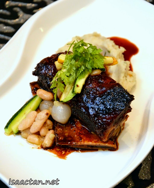 #5 Balsamic Glazed Beef Short Ribs - RM50