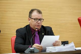 Deputado Dr. Neidson solicita recuperação da ponte sobre o Rio Jamari em Ariquemes