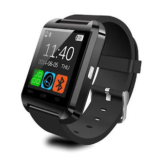 Bluetooth Smart Wrist Watch Smartphone For Mobiles Android and iPhone £7.99