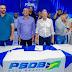 Em grande evento, PSDB crava apoio a Dinha em Simões Filho
