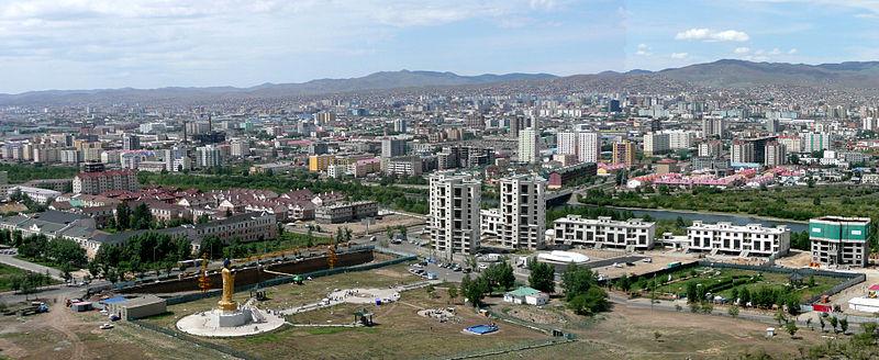 Ulan Bator, Capital da Mongólia