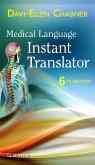 MEDICAL LANGUAGE INSTANT TRANSLATOR ED. 6TH