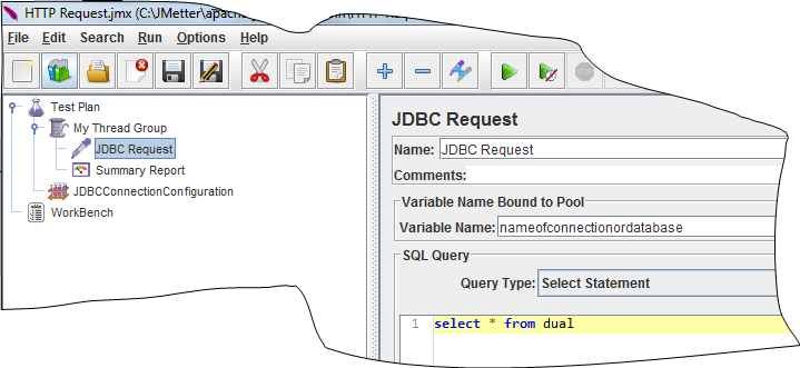 Tutorial By Example: Oracle DataBase Testing By Jmeter