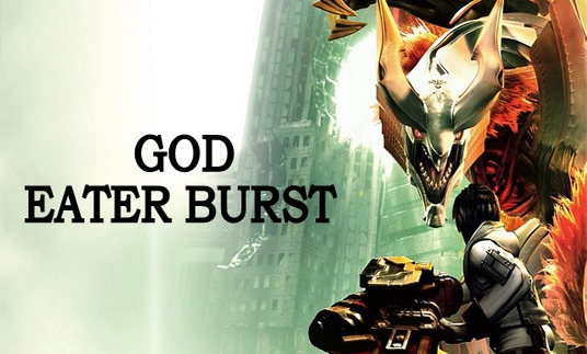 God Eater Burst ISO CSO HighCompress PPSSPP Emulator Android