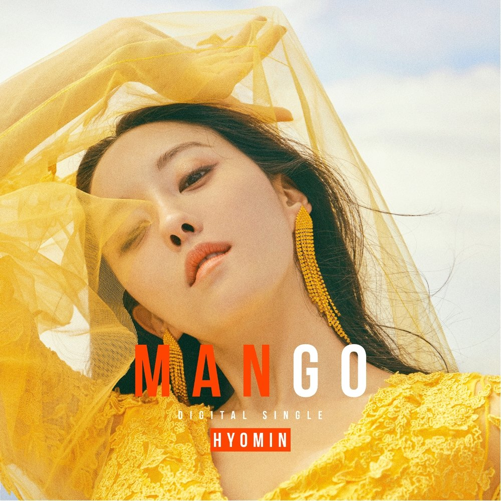 HYOMIN – MANGO – Single