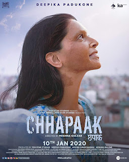 Chhapaak (2020) Full Movie Download Hindi 480p 720p PreDVDRip