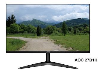 AOC 27B1H PC monitor