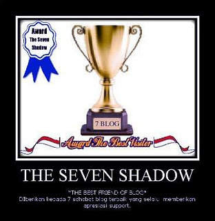 Award seven shadow