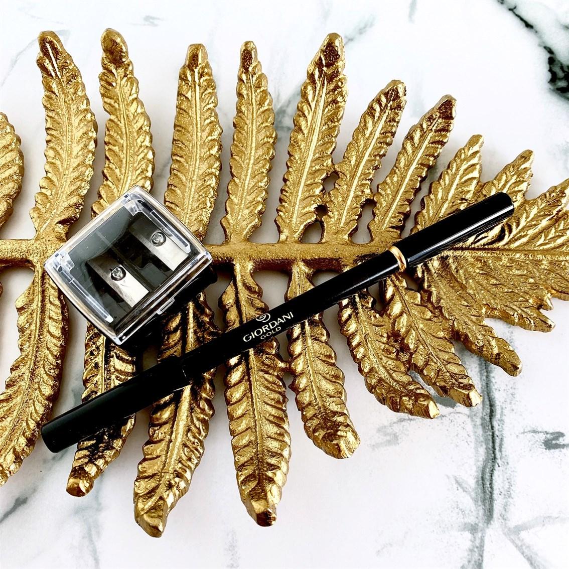 Oriflame Giordani Gold kredka do brwi ze szczoteczką