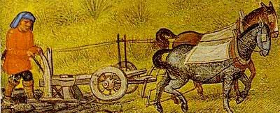 Agricultura en la Edad Media