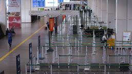 Governo impõe novas restrições para entrada de estrangeiros no país