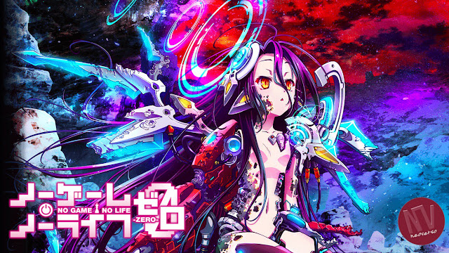 No Game No Life: Zero wallpaper hd