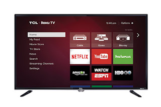 TCL 32S3800 Roku Smart LED TV, Smart tv, TV sale, cheap Smart TV
