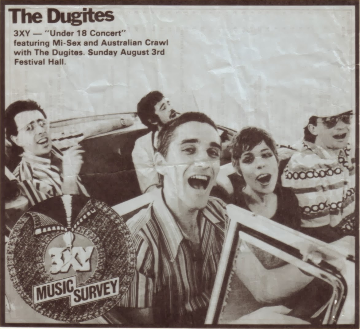 Dugites, The - Cut The Talking (12