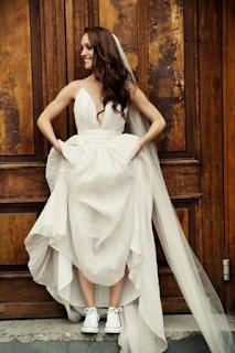 mariee en converses blog mariage www.unjourmonprinceviendra26.com