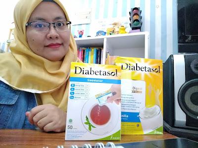 Diabetasol untuk Penderita Diabetes