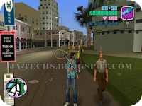GTA Vice City Gameplay Snapshot 8