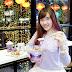 "[NEW MENU] Caffe Bene ""Ultra Violet"" Purple Sweet Potato Desserts"