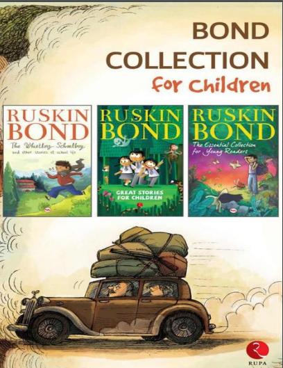 Ruskin Bond Children's Books Collection In  Pdf