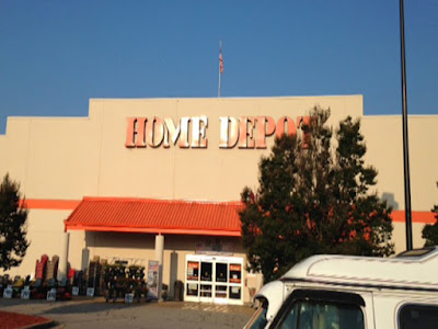 home depot anderson sc